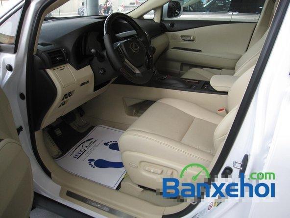 Bán Lexus RX 350 đời 2015, màu trắng-6