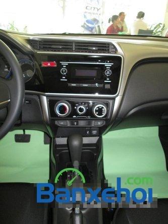 Bán Honda City 1.5 đời 2015, màu xanh lam tại Honda Ô Tô Giải Phóng-6