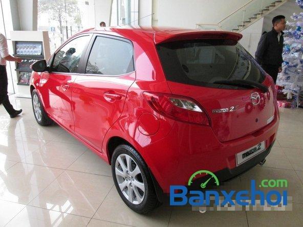 Cần bán Mazda 2 S đời 2015, màu đỏ-4