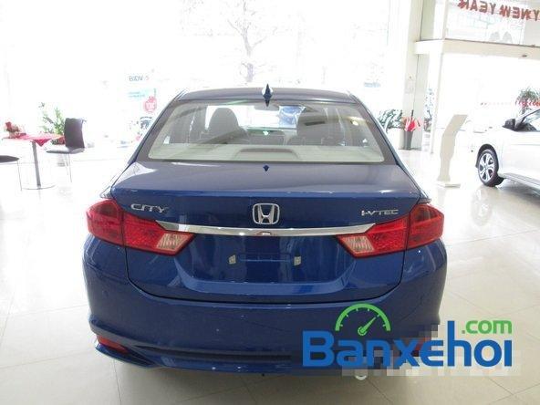 Bán Honda City 1.5 đời 2015, màu xanh lam tại Honda Ô Tô Giải Phóng-3
