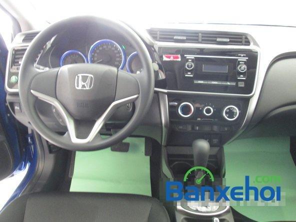 Bán Honda City 1.5 đời 2015, màu xanh lam tại Honda Ô Tô Giải Phóng-5