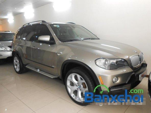 Bán ô tô BMW X5 3  nhập khẩu, đã đi 50000 km  -0