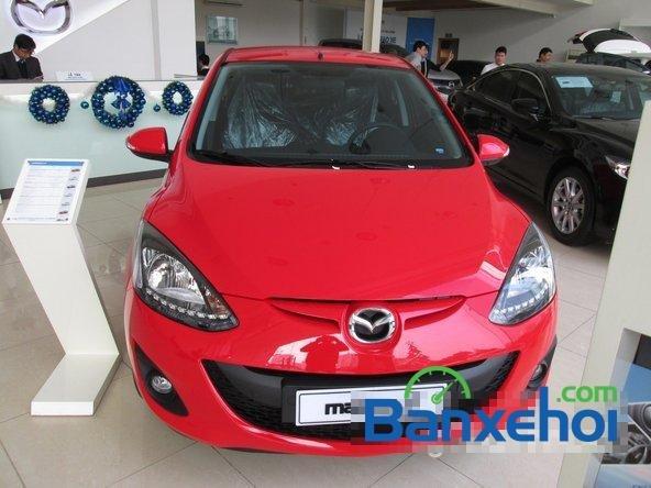 Cần bán Mazda 2 S đời 2015, màu đỏ-0