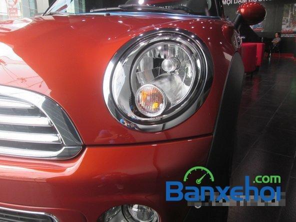 Bán Mini Cooper Cabriolet năm 2015, xe đẹp và sang trọng-2