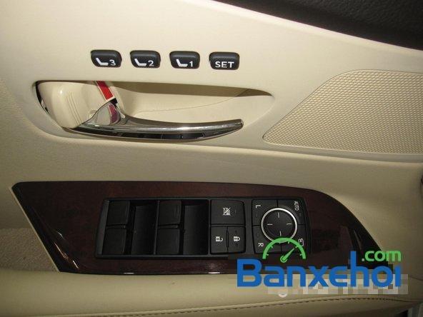 Bán Lexus RX 350 đời 2015, màu trắng-8