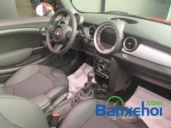 Bán Mini Cooper Cabriolet năm 2015, xe đẹp và sang trọng-7