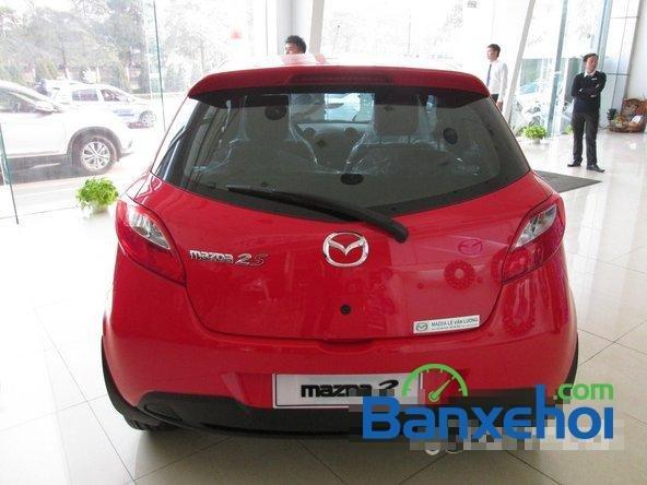 Cần bán Mazda 2 S đời 2015, màu đỏ-5
