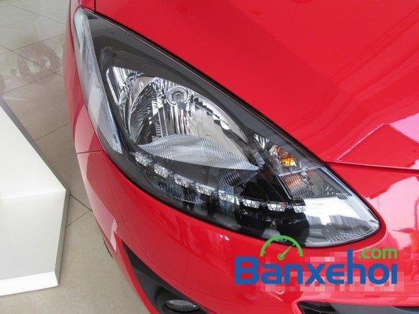 Cần bán Mazda 2 S đời 2015, màu đỏ-2