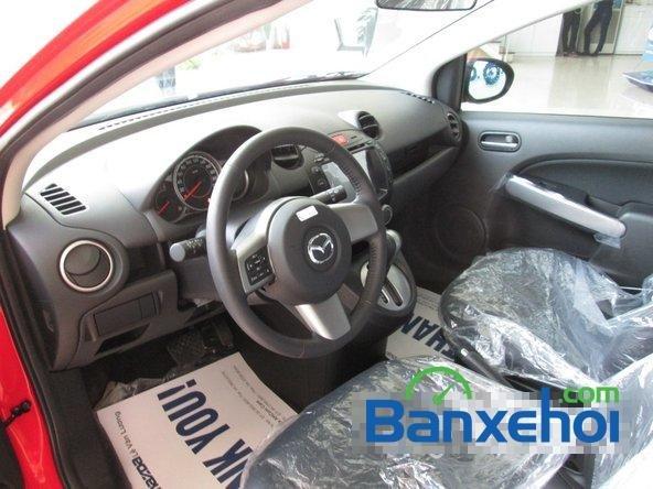 Cần bán Mazda 2 S đời 2015, màu đỏ-7