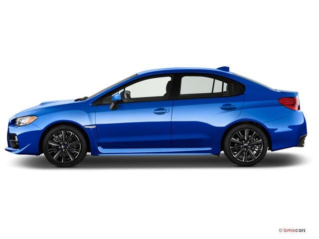 Đánh giá thân xe Subaru WRX 2015