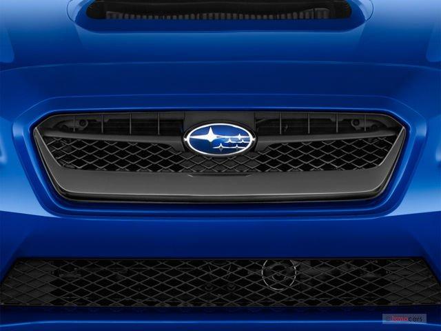 Đánh giá đầu xe Subaru WRX 2015