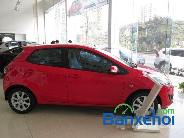 Cần bán Mazda 2 S đời 2015, màu đỏ-3