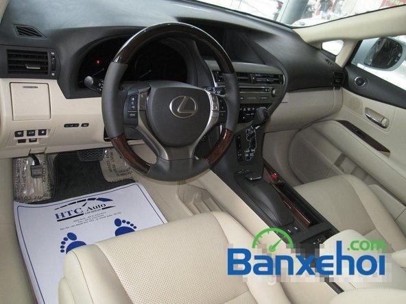 Bán Lexus RX 350 đời 2015, màu trắng-9