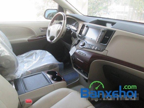 Salon Auto Thanh Thiên Phú cần bán xe Toyota Sienna sản xuất 2013 đã đi 16000 km-6