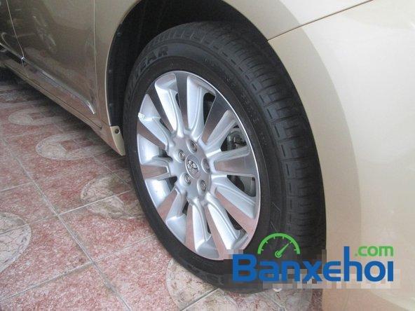 Salon Auto Thanh Thiên Phú cần bán xe Toyota Sienna sản xuất 2013 đã đi 16000 km-2