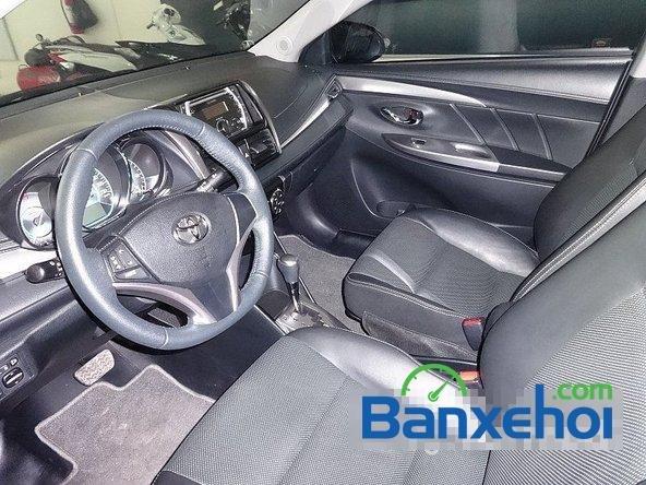Chợ ô tô Lâm Hùng cần bán xe Toyota Vios đời 2014, màu đen-6