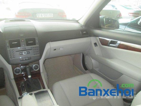 Salon Thịnh Lợi bán xe Mercedes-Benz C250 cũ màu bạc,  đã đi 46000 km, giá 950Tr-10