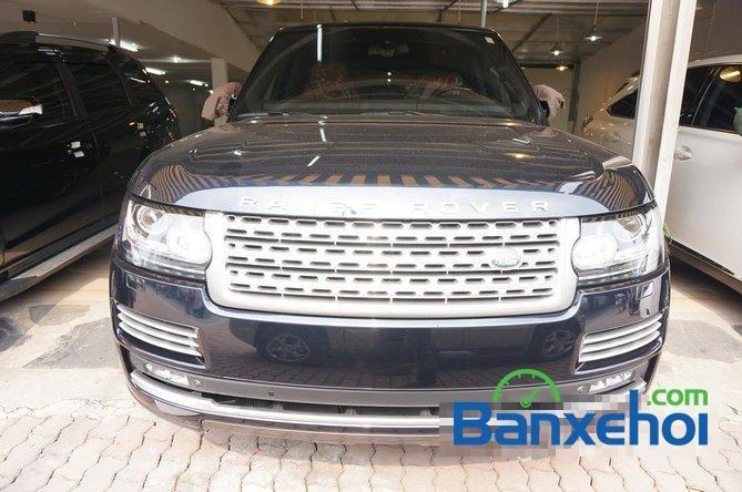 Haus Auto bán LandRover Range Rover Autobiography đời 2014, màu đen-0