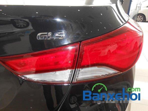 Hyundai Long Biên cần bán Hyundai Elantra Gls đời 2015, màu đen-4