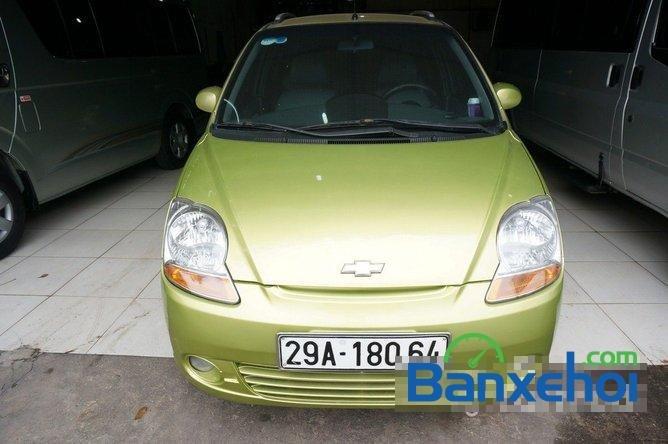 Sàn ô tô Thăng Long cần bán xe Chevrolet Spark đời 2011 đã đi 35000 km -0