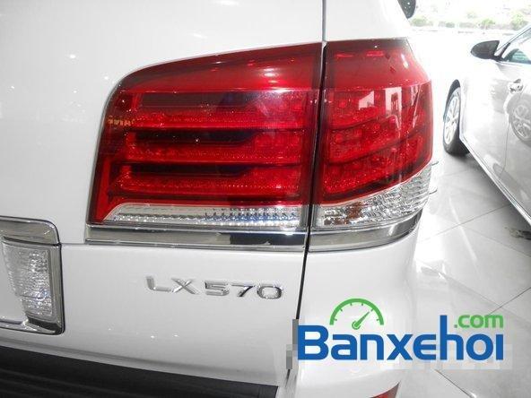 Bán ô tô Lexus LX 570 đời 2014, xe sử dụng nhiên liệu xăng-5
