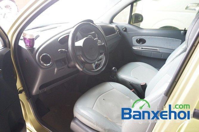 Sàn ô tô Thăng Long cần bán xe Chevrolet Spark đời 2011 đã đi 35000 km -6