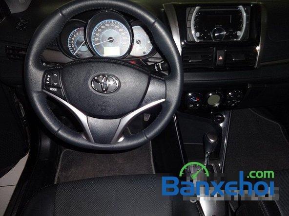 Chợ ô tô Lâm Hùng cần bán xe Toyota Vios đời 2014, màu đen-7