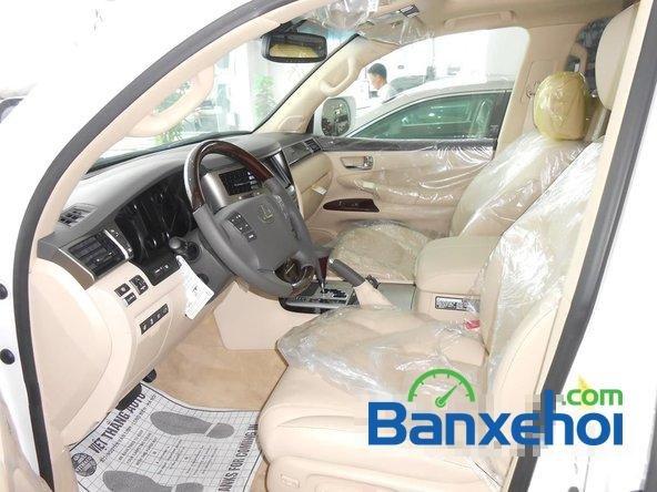Bán ô tô Lexus LX 570 đời 2014, xe sử dụng nhiên liệu xăng-7