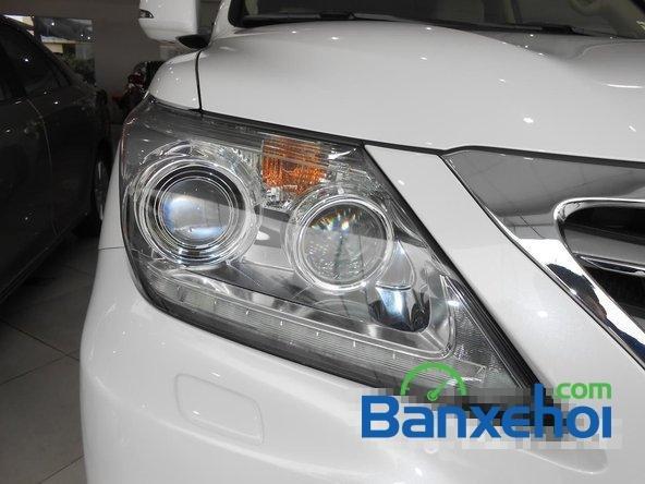 Bán ô tô Lexus LX 570 đời 2014, xe sử dụng nhiên liệu xăng-2