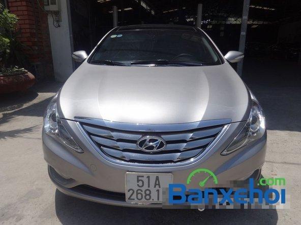 Bảo Việt Auto - HCM bán ô tô Hyundai Sonata đời 2011 đã đi 52000 km-0