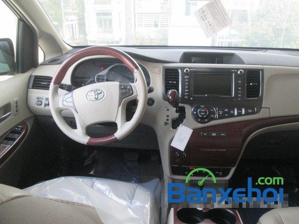 Salon Auto Thanh Thiên Phú cần bán xe Toyota Sienna sản xuất 2013 đã đi 16000 km-7
