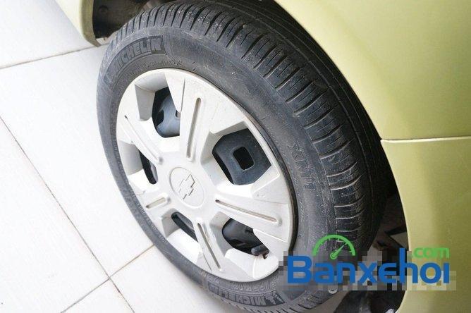 Sàn ô tô Thăng Long cần bán xe Chevrolet Spark đời 2011 đã đi 35000 km -5