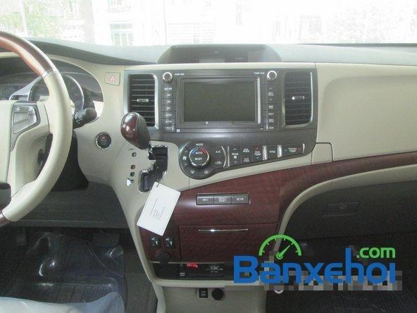 Salon Auto Thanh Thiên Phú cần bán xe Toyota Sienna sản xuất 2013 đã đi 16000 km-10