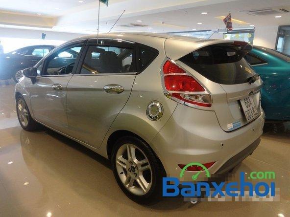 Saigon Ford - CN Phổ Quang bán xe Ford Focus cũ màu bạc, đã đi 65000 km-5