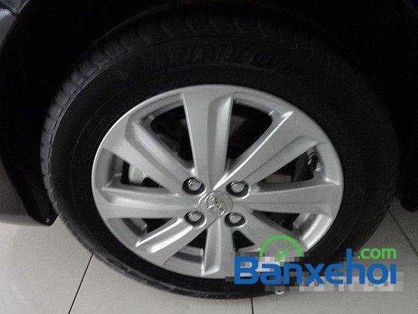 Chợ ô tô Lâm Hùng cần bán xe Toyota Vios đời 2014, màu đen-5