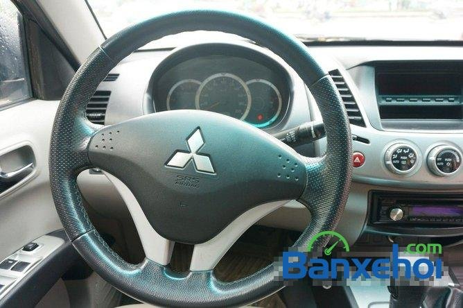Tây Đô Auto cần bán Mitsubishi Triton, màu đen đã đi 60000 km, 460 triệu-10