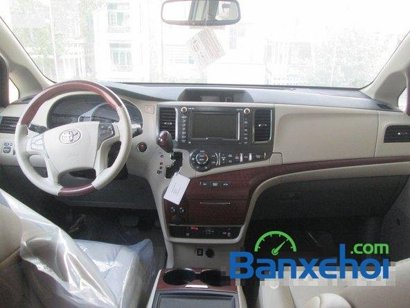 Salon Auto Thanh Thiên Phú cần bán xe Toyota Sienna sản xuất 2013 đã đi 16000 km-12