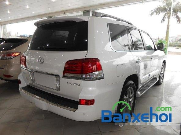 Bán ô tô Lexus LX 570 đời 2014, xe sử dụng nhiên liệu xăng-3