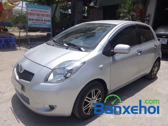 Bảo Việt Auto - HCM bán Toyota Yaris đời 2008 đã đi 59831 km-1