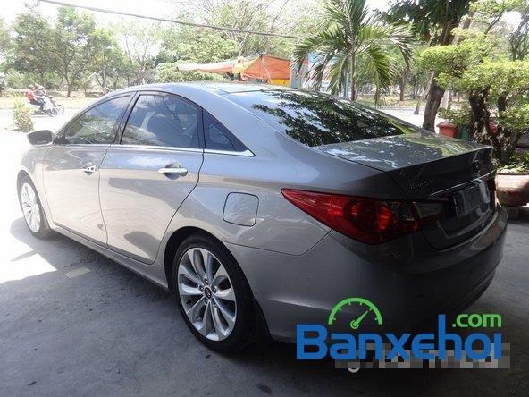 Bảo Việt Auto - HCM bán ô tô Hyundai Sonata đời 2011 đã đi 52000 km-5