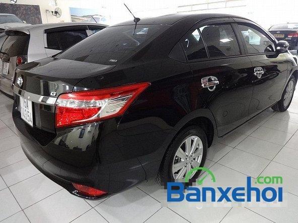 Chợ ô tô Lâm Hùng cần bán xe Toyota Vios đời 2014, màu đen-4