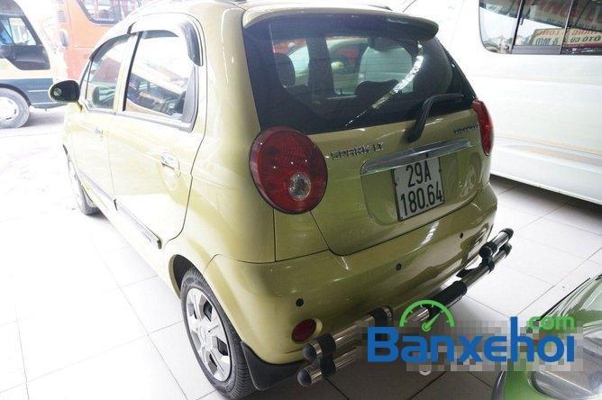 Sàn ô tô Thăng Long cần bán xe Chevrolet Spark đời 2011 đã đi 35000 km -3