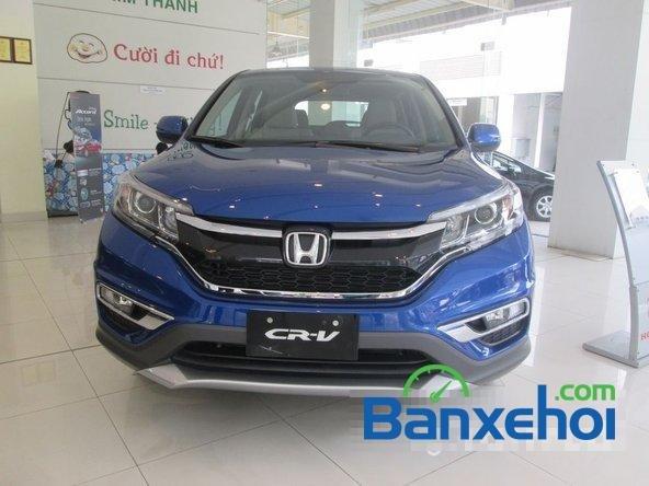 Bán xe Honda CR V 2 đời 2015 tại Honda Kim Thanh - New Cars-0