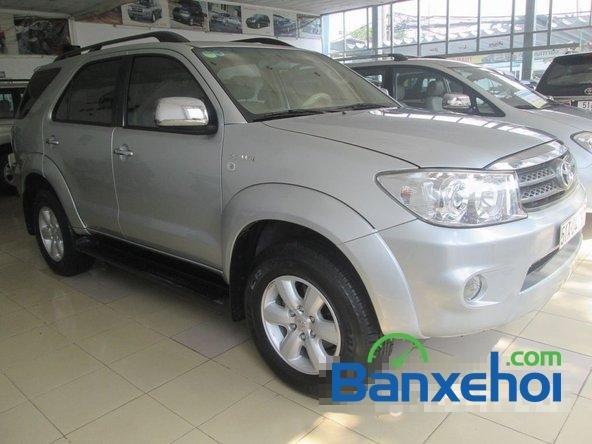 Salon Auto Tuấn Thanh Tùng cần bán xe Toyota Fortuner V sản xuất 2011 đã đi 30000 km, giá chỉ 800 triệu-1