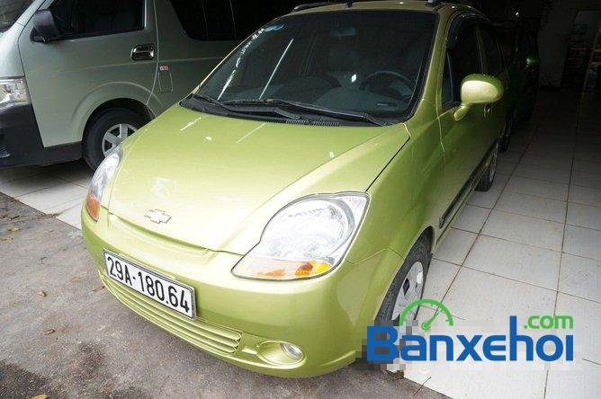 Sàn ô tô Thăng Long cần bán xe Chevrolet Spark đời 2011 đã đi 35000 km -1