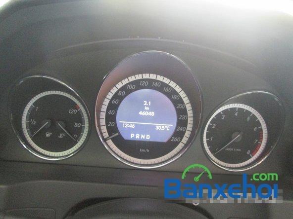 Salon Thịnh Lợi bán xe Mercedes-Benz C250 cũ màu bạc,  đã đi 46000 km, giá 950Tr-9