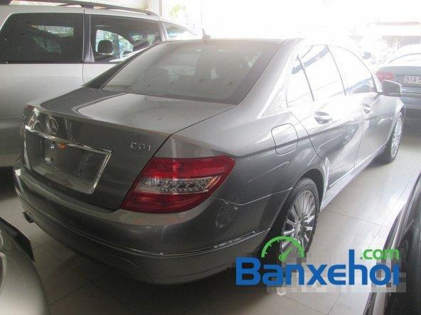 Salon Thịnh Lợi bán xe Mercedes-Benz C250 cũ màu bạc,  đã đi 46000 km, giá 950Tr-3