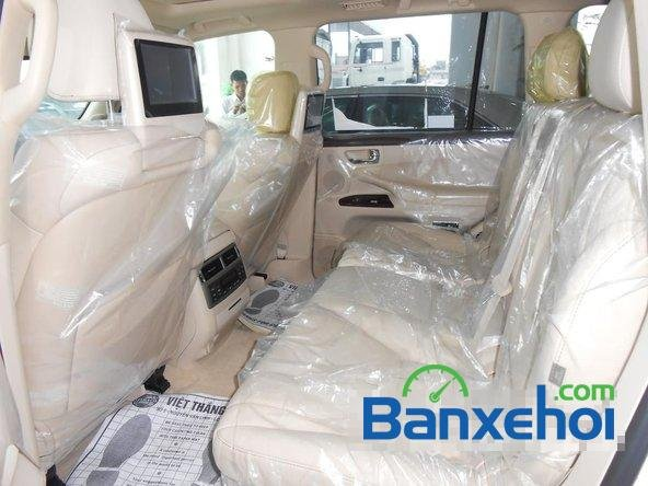Bán ô tô Lexus LX 570 đời 2014, xe sử dụng nhiên liệu xăng-14