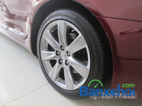 Salon ô tô Chính Hùng cần bán gấp Lexus LS 600H L năm 2008, màu đỏ đã đi 75640 km-5