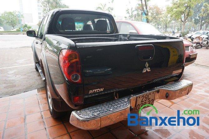 Tây Đô Auto cần bán Mitsubishi Triton, màu đen đã đi 60000 km, 460 triệu-3